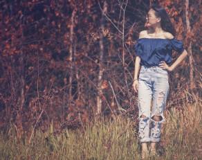 秋冬ネイビー