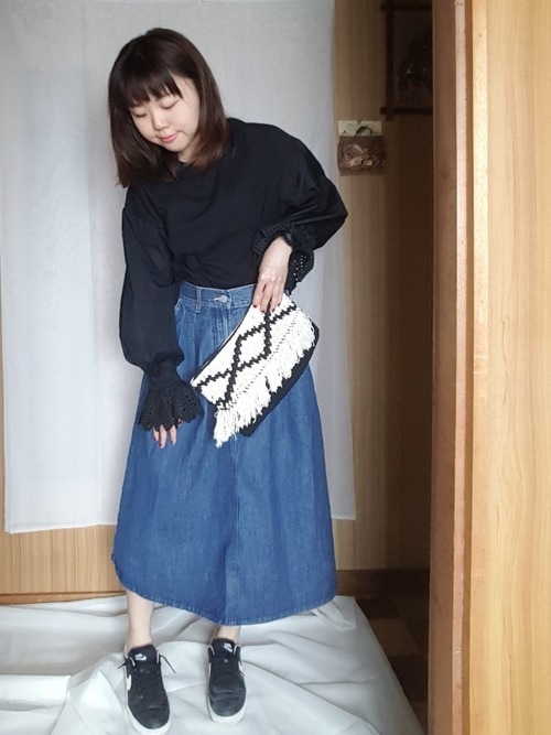 wear denim