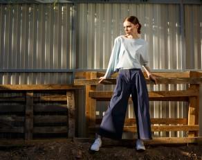 street style fashion woman outdoor